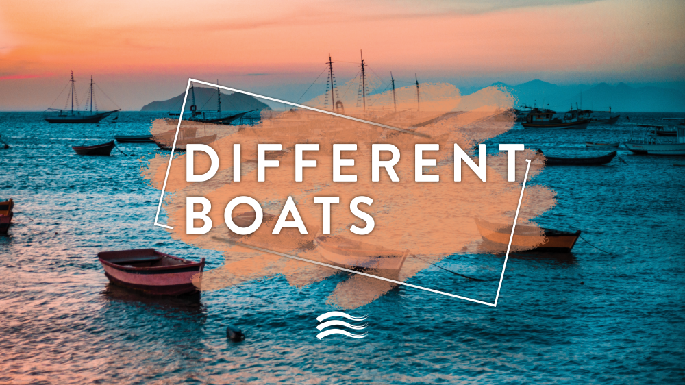 Different Boats
