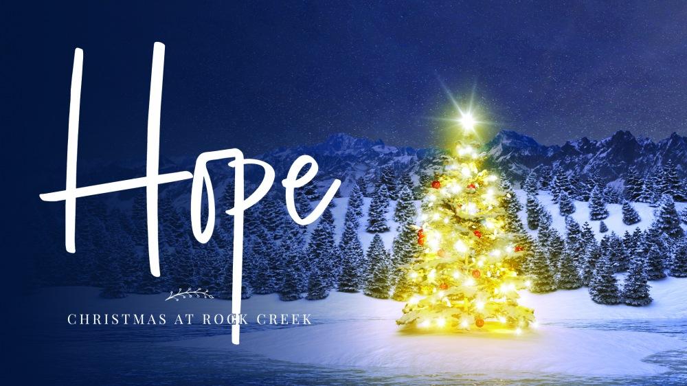 HOPE: Christmas Service