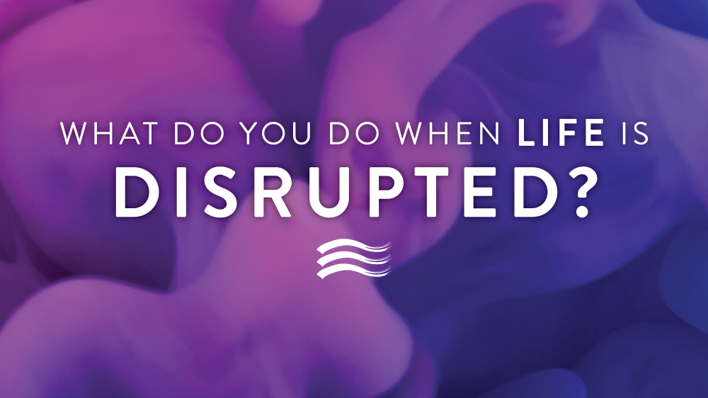 Disrupted?