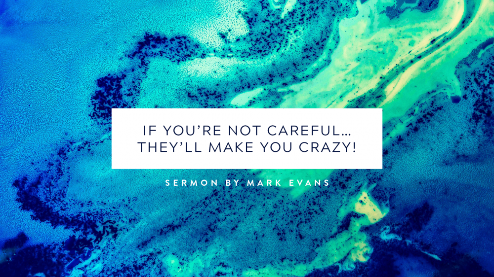 If You're Not Careful...