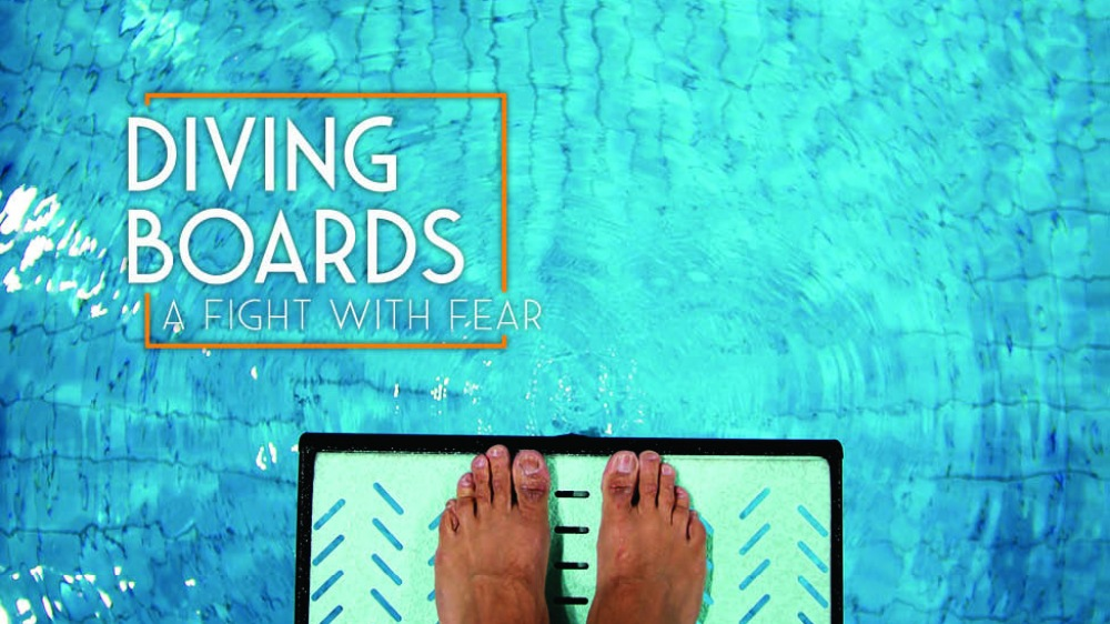 Diving Boards: A Fight with Fear
